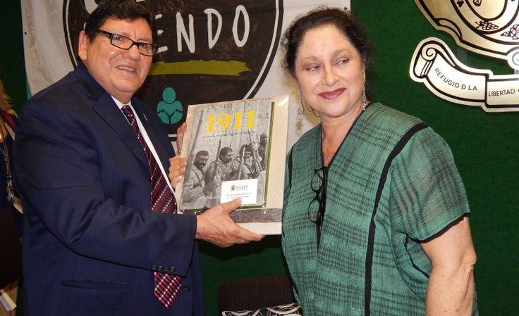 Angélica Aragón busca erradicar la violencia de la mujer en Juárez | El Puntero