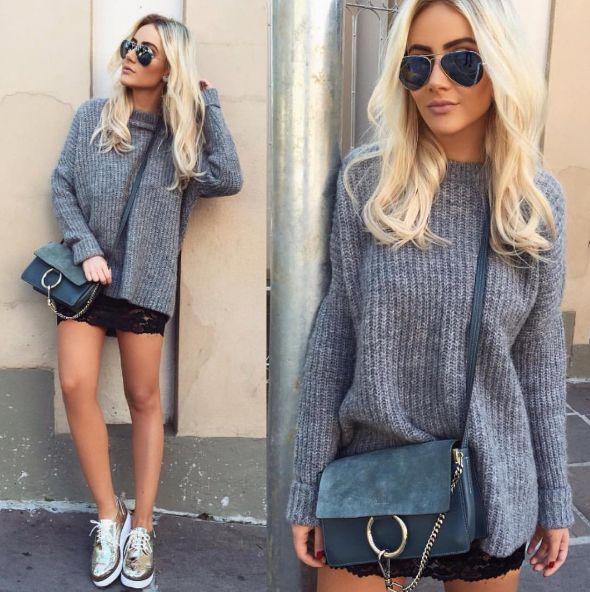 Super estilosa @natanadeleon servindo mais de uma vez de inspiração na hora de compor looks  #rayban #natanausa #ootd #lookoftheday #lookdodia #natanadeleon #raybanaviador #aviador #zara #chloe #chloebag
