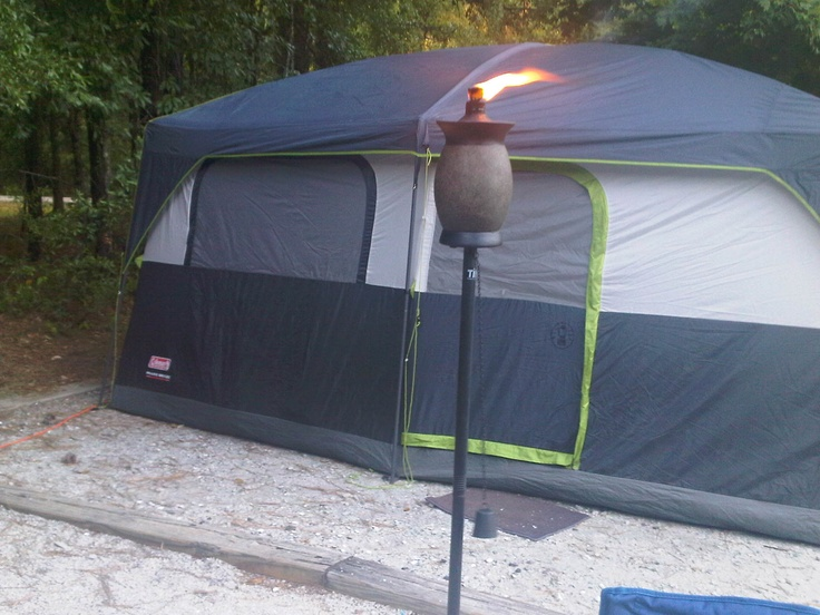 Coleman Prairie Breeze- Our New B.A.T & 28 best Tent Camping Basics and Beyond images on Pinterest ...