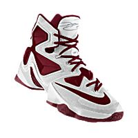 I designed the white and maroon Alabama A&M Bulldogs Nike women's  basketball shoe.
