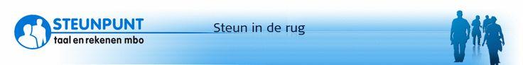 Steunpunt taal en rekenen mbo - Eerste opbrengsten conferentie vo-mbo Rondom Rekenen