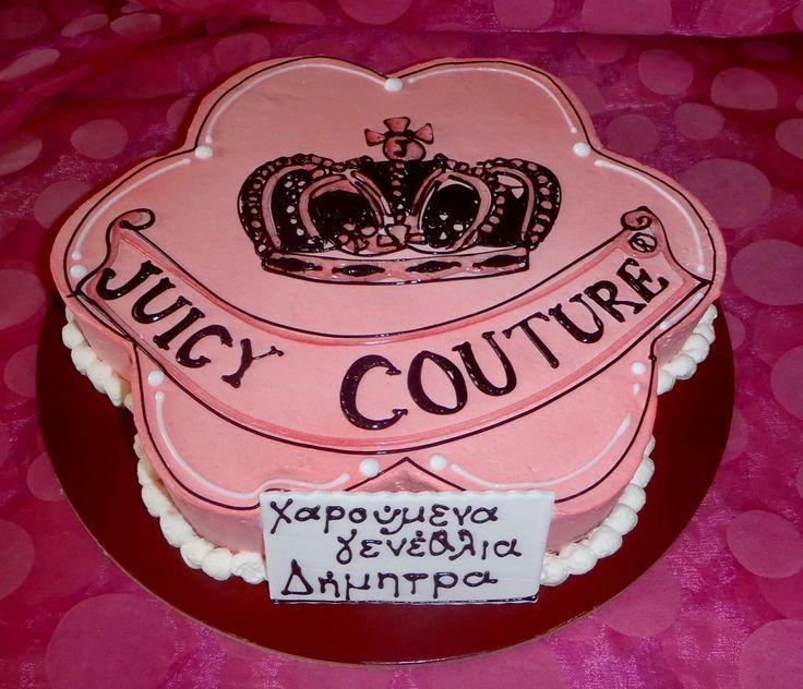 Birthday cake juicy couture