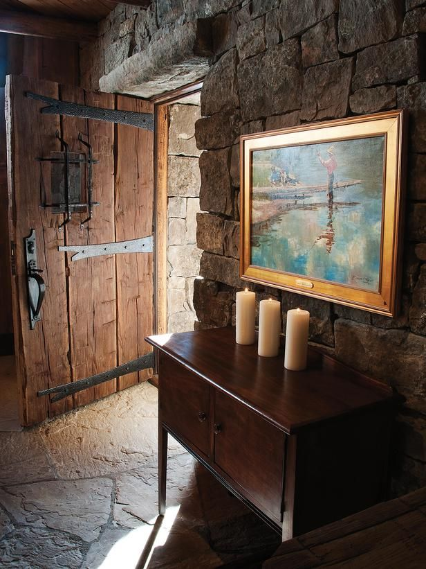 Rustic Cottage Foyer : Best cottage entryway images on pinterest for the