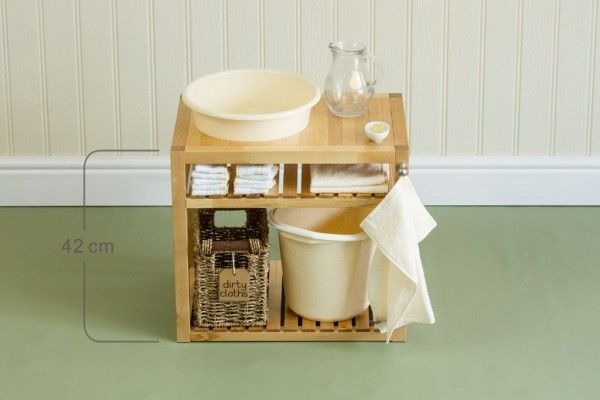 Montessori Hand washing Table 0-3