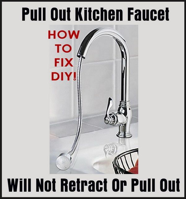 Tips In Selecting The Right Kitchen Sink Pull Out Kitchen Faucet