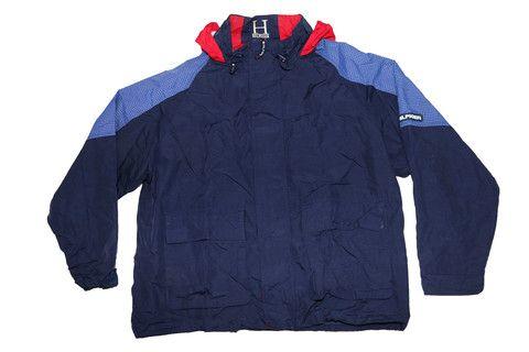 Vintage Tommy Hilfiger Jacket (Large)