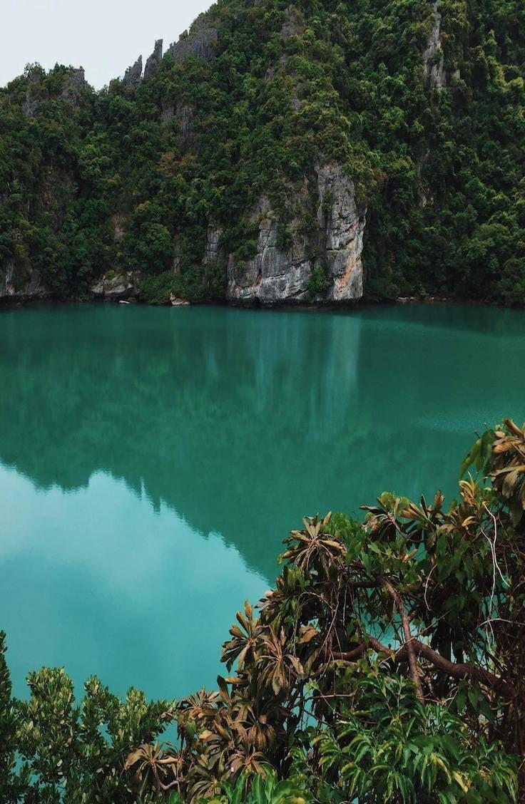 Guide: Ang Thong National Marine Park, Thailand