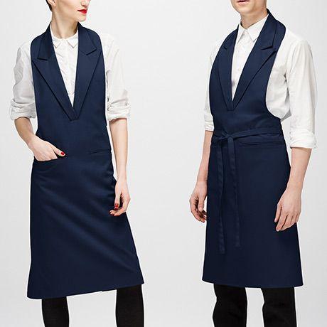 Best 25 staff uniforms ideas on pinterest bakery for Restaurant uniform shirts wholesale