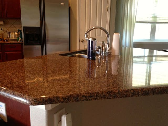 How To Clean Granite Naturally The RIGHT Way | Overthrow Martha