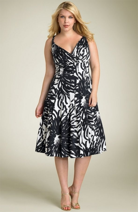 Fashion Tips For Plus Size Women - How To Choose Cloths That Are Slimming...