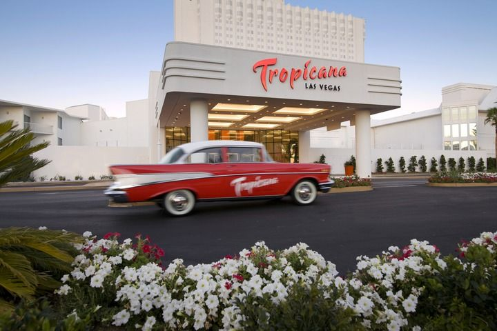 Stay at a Vegas favorite, the all New Tropicana. Book today from $54. www.vegasyoubet.com
