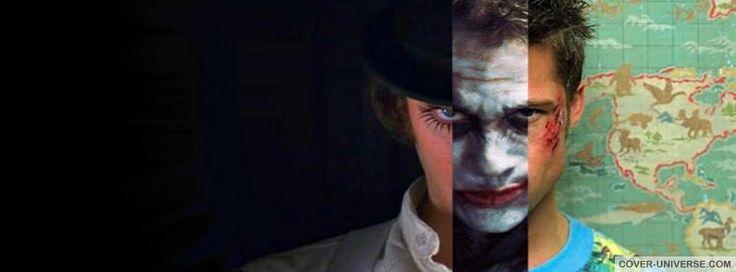 Fight Club Joker Clockwork Facebook Cover Movies Covers ...
