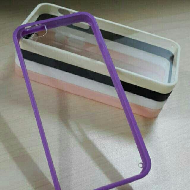 Temukan dan dapatkan BUMPER BACKCASE ACRILIK IPHONE5 hanya Rp 50.000 di Shopee sekarang juga! #ShopeeID