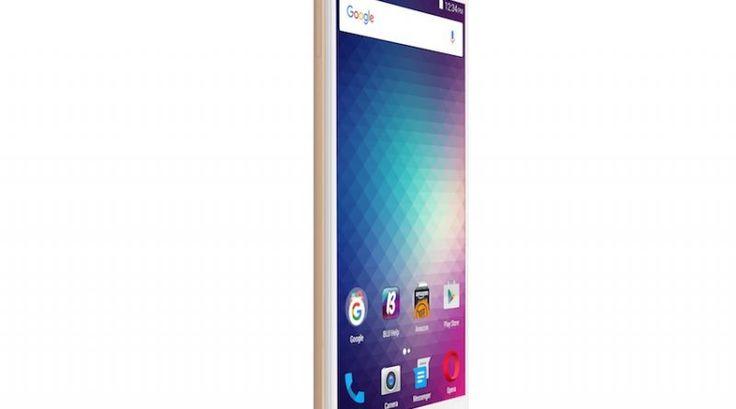 BLU anuncia nuevos smartphones en venta para Chile