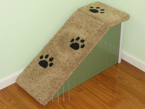 """18"""" High Dog/Pet Ramp, Custom & Hand built! Pick and color to match your decor!"""