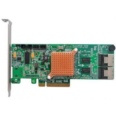 HighPoint IO Card RR4520 eSATA 6Gb/s eSATA PCI Express x8 RAID by Highpoint. $469.38. Description:The future of computer connectivity is here with mini-USB cables from Cables To Go. These fully rated universal serial bus cables provide transfer rates up to 480Mbps, depending on USB version, and easily attach to any mini-USB device. Mini USB cables are designed to connect from your USB port on Hub, PC or Mac to your USB device, including cellular phones and PDAs. Foil and braid...