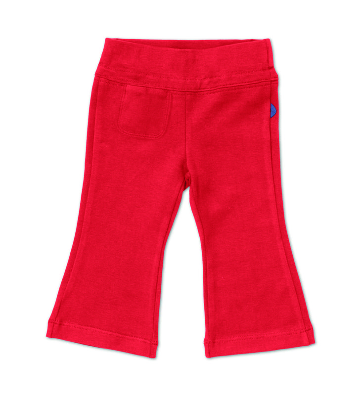 Basic baby pants  Hypnotizing Red Nice retro pants, up to 4 years