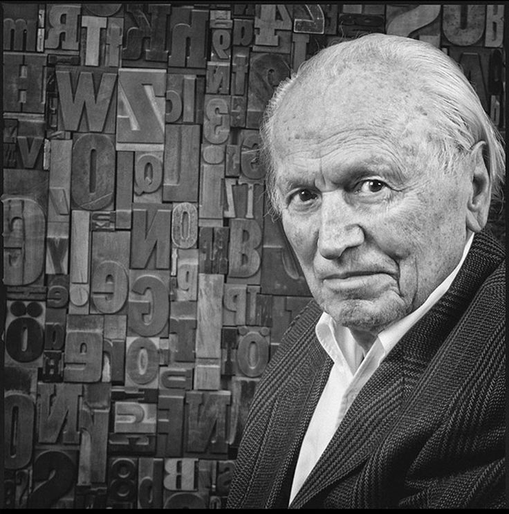 Hermann Zapf (1918 – 2015) ... http://fontshop.de/fontblog/hermann-zapf-1918-2015  http://deutschlandfunk.de/typograf-zum-tod-des-schrift-connaisseurs-hermann-zapf.691.de.html?dram:article_id=321933 http://nerdcore.de/2015/06/07/hermann-zapf-r-i-p  http://en.wikipedia.org/wiki/Hermann_Zapf