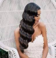 17+ Ideas wedding hairstyles for black women long hair shops – Wedding Dresses & Weddings – #Black #Dresses #Hair #Hairstyles #Ideas