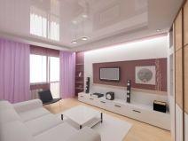 Интерьер зала в квартире фото, дизайн маленького зала в хрущевке, как оформить интерьер зала 16, 18 и 20 кв м