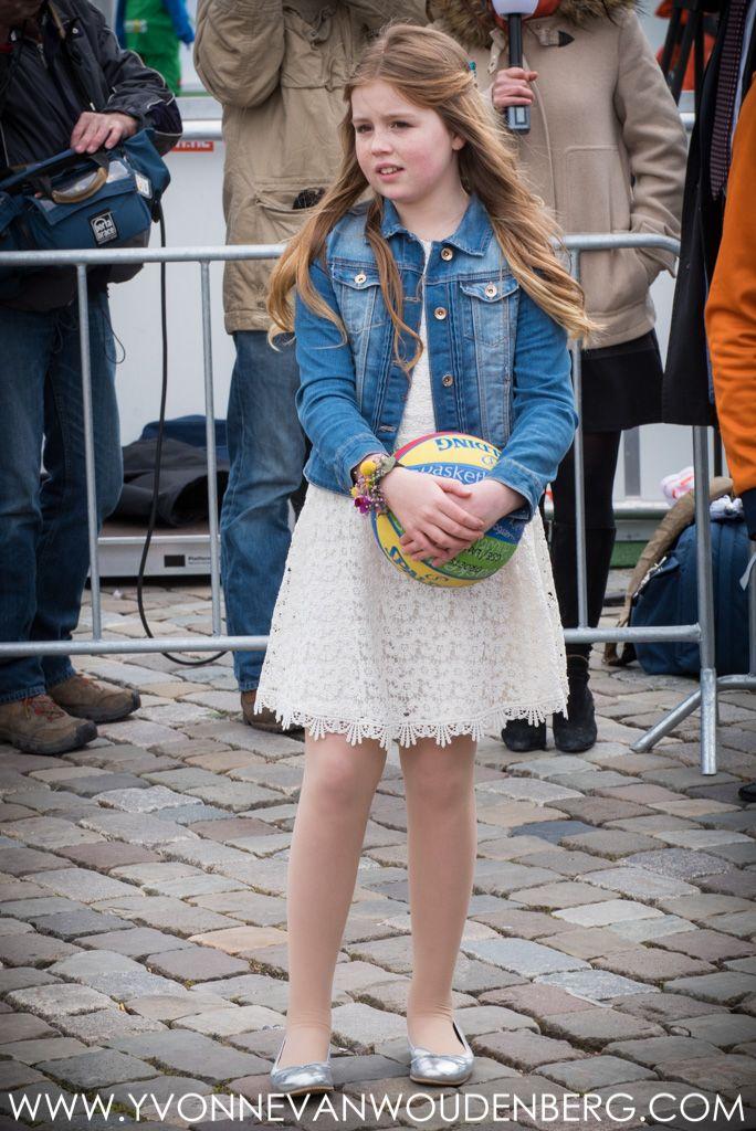 Prinses Alexia Koningsdag 2016