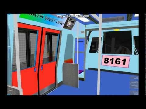 OpenBVE][AJRT][Multiple Train Rides] C765L + C375A on North