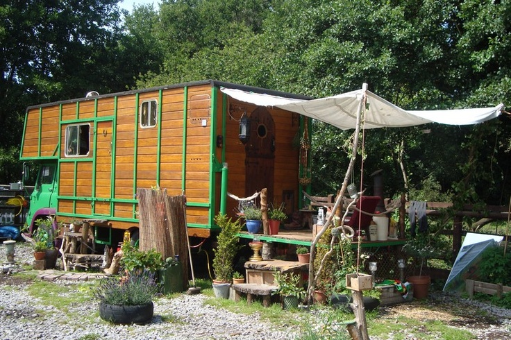 Gallery - Welcome to House-Box --- Beautiful Motor-Caravan Conversions & Sustainable, Mobile Off-Grid Solutions