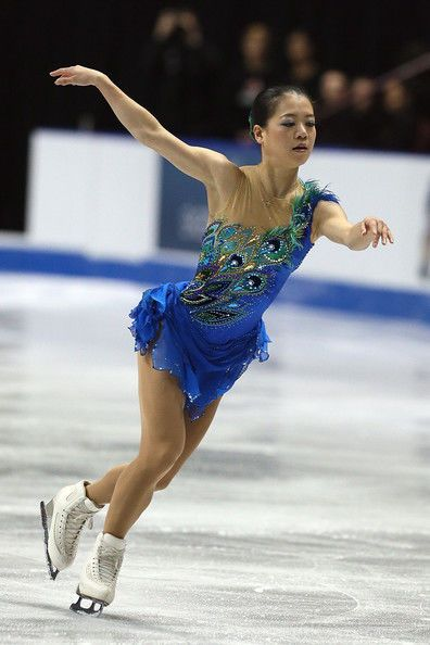 Akiko Suzuki(JAPAN) : Skate Canada 2012