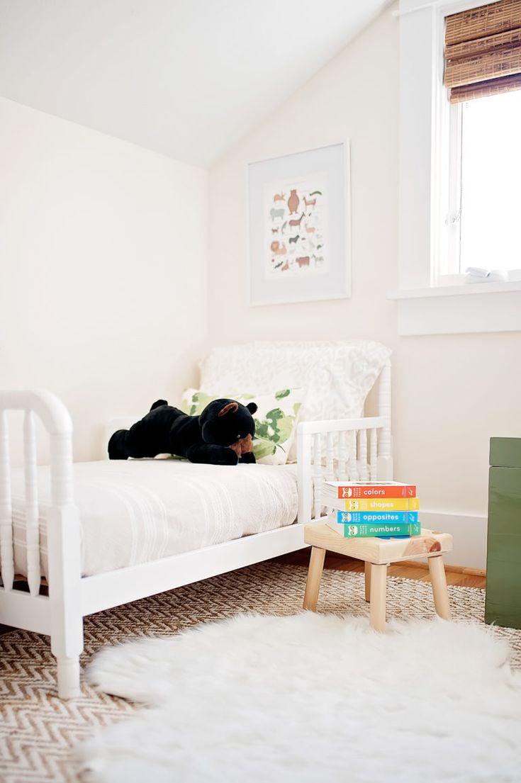 Big Boy Room for a Wild Man - Project Nursery