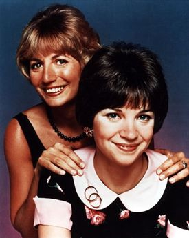 """Laverne and Shirley"" an Off-shoot of ""Happy Days"" & ""Mork & Mindy"""