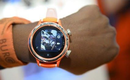LEO EXHIBITION: Sporty tech gadgets put data in users' hands