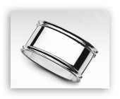 Sterling Silver Napkin Ring - Oval - Made in Italy $137.50