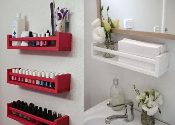 cette petite tag re d 39 ikea est un must dans toutes les maisons 8 fa ons brillantes de l. Black Bedroom Furniture Sets. Home Design Ideas