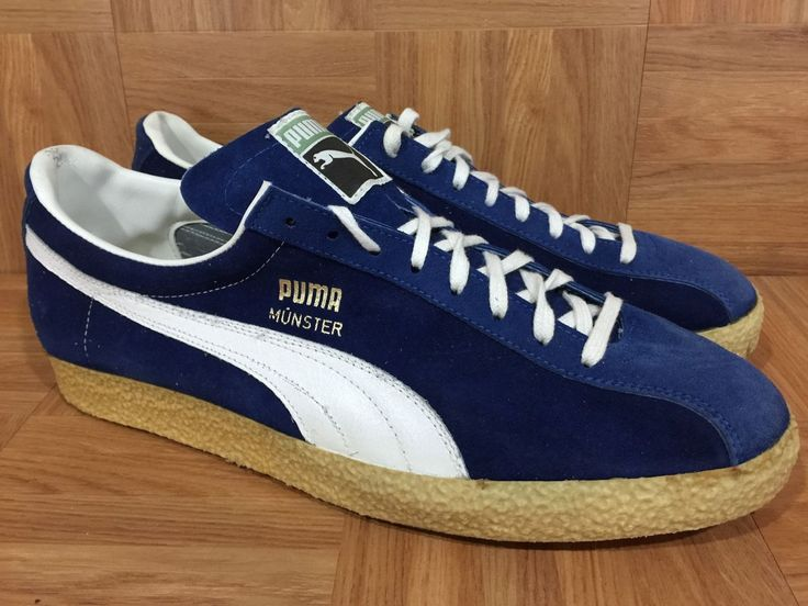 Old School Vintage Puma Shoes Sneakers. Puma is a love em or hate em kind