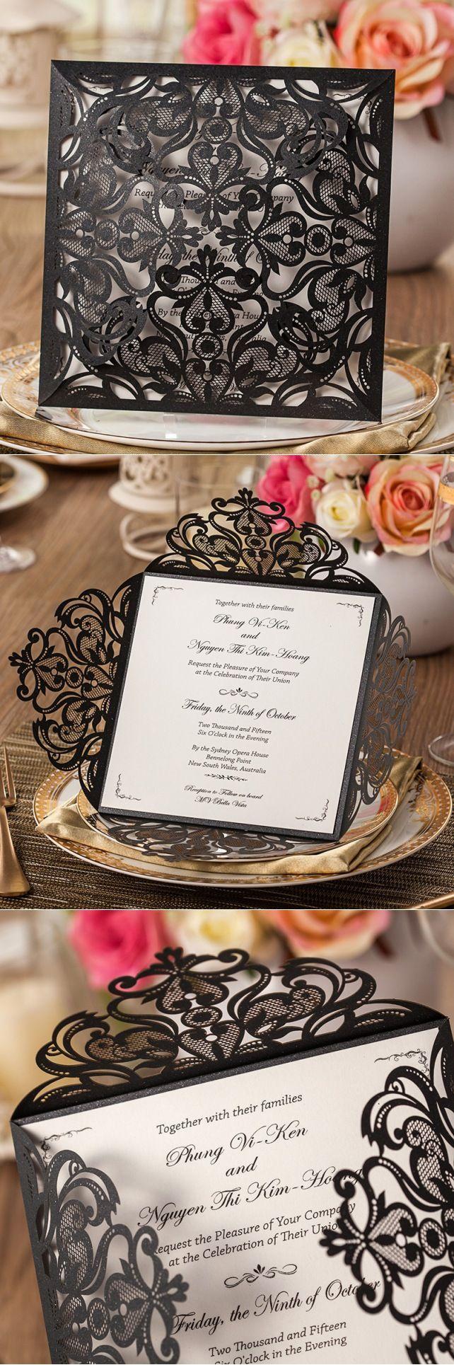 10 Best Wedding Invitation Images On Pinterest Winter Barn