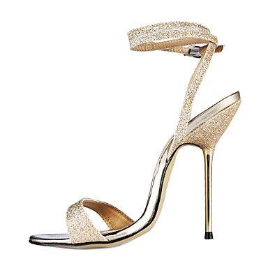 Women's Stiletto Heel Slingback Sandals Shoes(More Colors) – GBP £ 28.39