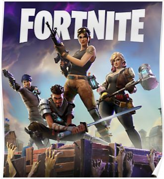 Fortnite Poster | Xbox one games, Epic games fortnite ...