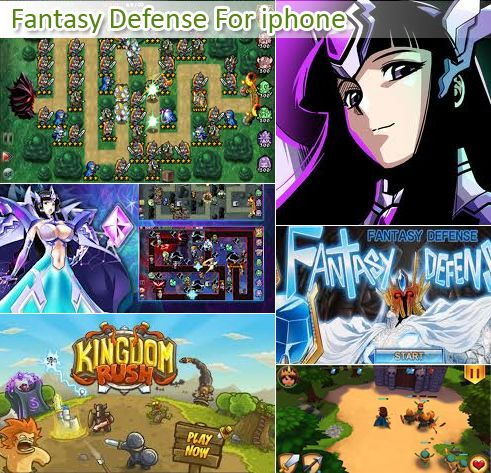 Fantasy Defense For IPhone – Get Into Exceptional Fantasy