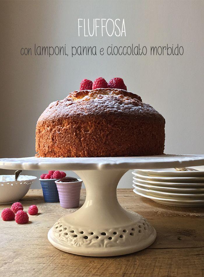 #fluffosa #cake #ifood #dessert #torta #soniapaladini Una torta abbastanza leggera anche perché non contiene burro! La Chiffon cake o FLUFFOSA è una torta che ha avuto un grandissimo successo!! Un dolce di grande effetto scenografico