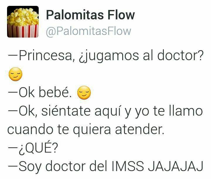 Dr del IMSS