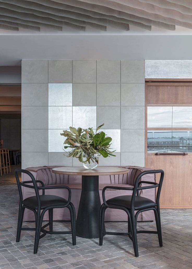 12 Micron Restaurant In Barangaroo By SJB Interiors 2Restaurant DesignAustralian