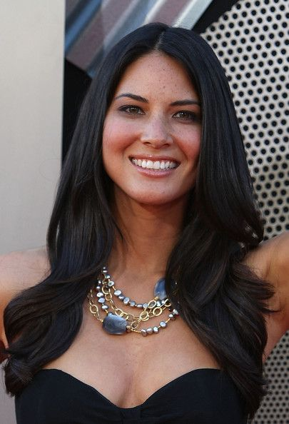 olivia munn. If I could look like anyone else it would be her.