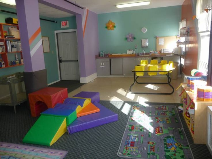 Classroom Ideas For 1 Year Olds : Best images about infant toddler indoor environment on
