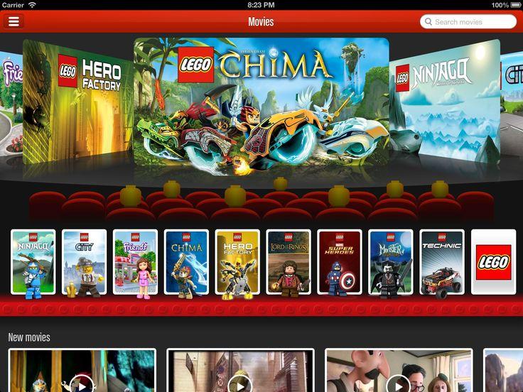 Uusi LEGO TV -sovellus tarjoaa viihdykettä lapsille - koko kesäksi