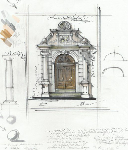 pencil rendering techniques architecture pdf