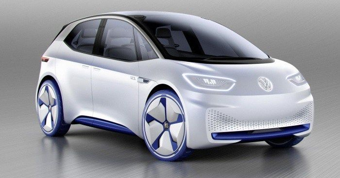 Volkswagen Unveil Their Fully Electric Autonomous Car For 2020 :http://gossfeed.com/2016/10/01/volkswagen-i-d/