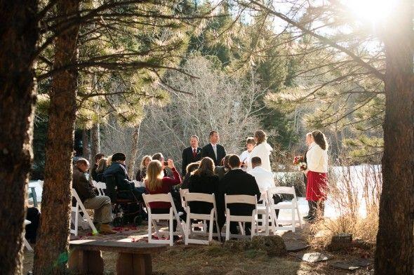 1000+ Ideas About Winter Wedding Ceremonies On Pinterest