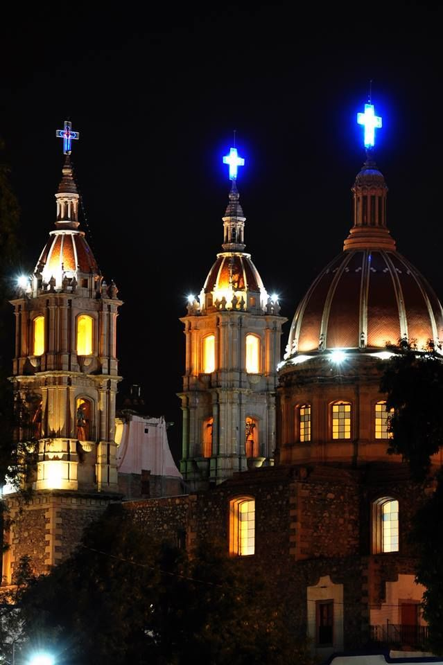 Parroquia de la luz, Lagos de Moreno Jalisco, México