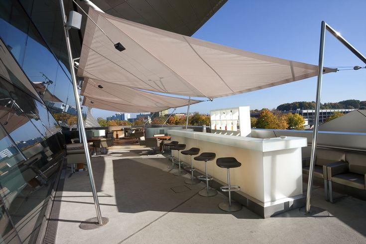 44 besten terrasse berdachung bilder auf pinterest garten terrasse verandas und kuchenglasur - Giardini veneti ombrelloni ...