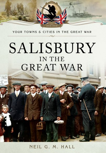 'The war invisibly regulated our lives', commented a Salisbury resident when recalling the calamity, now known as the Great War.   Much of life in the…